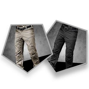 Тактические водонепроницаемые брюки