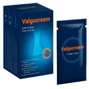 Крем от вальгусной деформации Valgucream