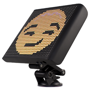 Автомобильный Emoji дисплей