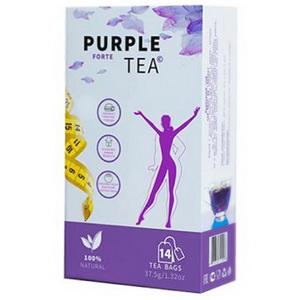 Пурпурный чай Purple Tea Forte