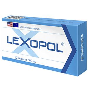 LEXOPOL капсулы для повышения потенции