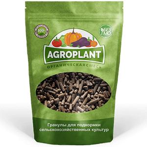 AGROPLANT комплексное гранулированное биоудобрение