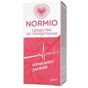 NORMIO средство от гипертонии