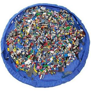 Сумка-коврик для игрушек 2 в 1