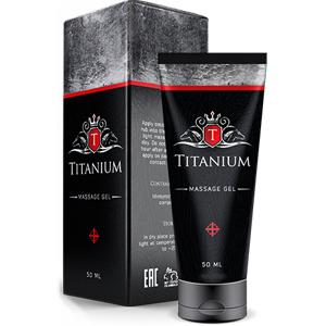 Крем для увеличения Titanium