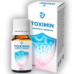 Средство от паразитов TOXIMIN