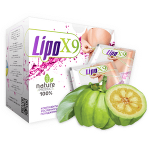 Средство для похудения LipoX9