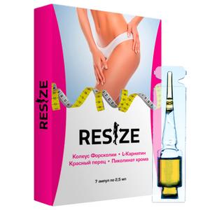 Комплекс для похудения RESIZE