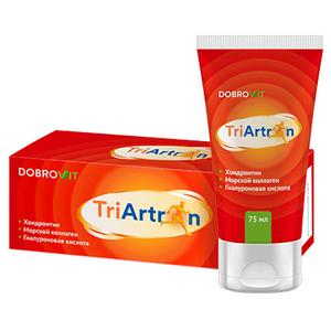 Крем для суставов Triartron