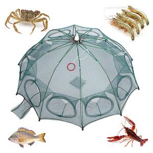Рыболовная верша-паук 9 входов