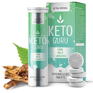 Таблетки для похудения Keto Guru