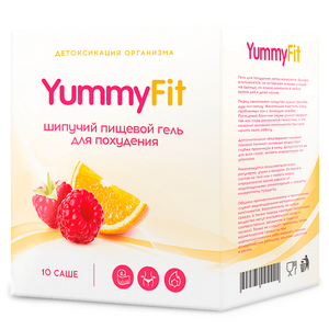 Гель для снижения веса Yummy Fit